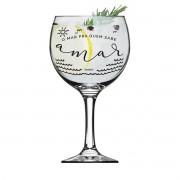 Taça Vidro Gin 600 ml Amar