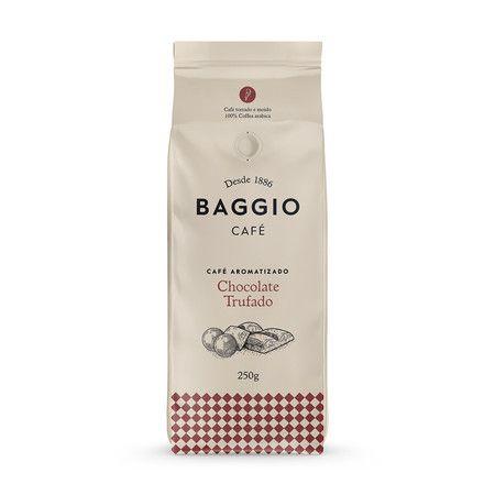 Café Baggio Moído Chocolate Trufado 250gr