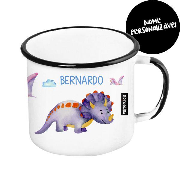 Kit Retrô Infantil Dino