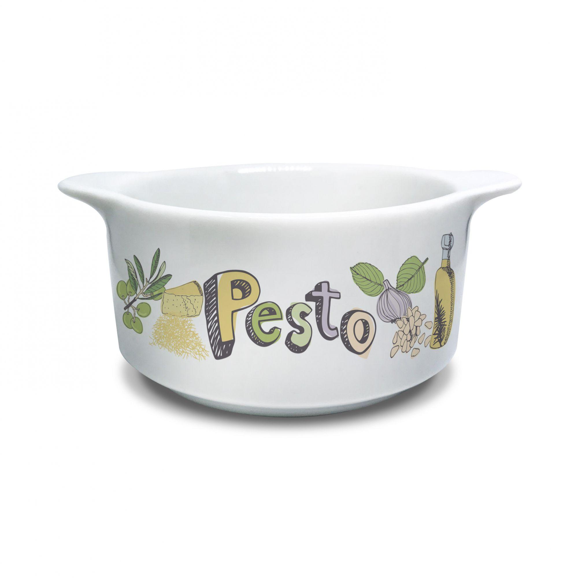 Ramequin Médio Pesto