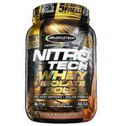 100% Whey Gold Isolado Nitro Tech 907g - Muscletech