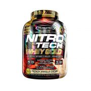 100% Whey Gold Nitro Tech 2,49Kg - Muscletech