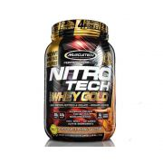 100% Whey Gold Nitro Tech 999g - Muscletech