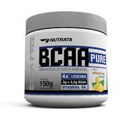 BCAA Aminoácido Pure 150g - Nutrata