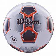 Bola de Futebol de Campo Illusive N.5 Laranja Wilson