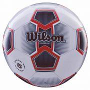 Bola de Futebol de Campo Illusive N.5 Vermelha Wilson