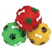 Bola Mini Pata Osso para Cães