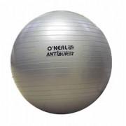 Bola para Ginástica 75cm Profissional com Selo GS Oneal CINZA
