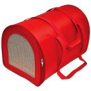 Bolsa de Transporte em Nylon - Vermelho - Nº1 - São Pet
