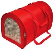 Bolsa de Transporte em Nylon - Vermelho - Nº3 - São Pet