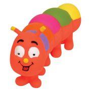Brinquedo Centopéia Kika de Latex