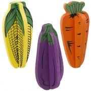Brinquedo Vegetais Coloridos para Roedores