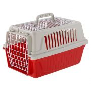Caixa de Transporte Atlas 5 Open Top para Cães e Gatos - Ferplast