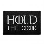 Capacho Hold The Door 60x40cm