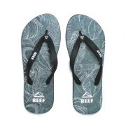 Chinelo Switchfoot Cabo Black Tira Ultra Resistente Reef