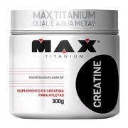 Creatine Pote 300g - Max Titanium