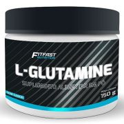 L- Glutamina 150g Fit Fast Nutrition