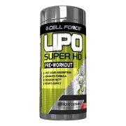 Lipo Super Hd Pré Treino 30 Cápsulas Cell Force