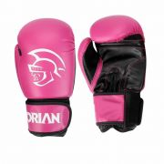 Luva Boxe Muay Thai First Rosa - Pretorian