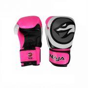 luva boxe muay thai naja colors rosa