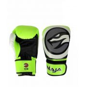 Luva de Boxe Muay Thai Naja Colors Verde