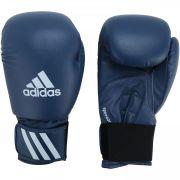Luva de Boxe / Muay Thai Speed 50 Azul Petróleo - Adidas