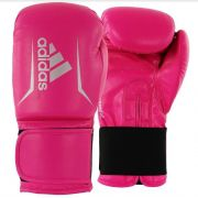 Luva de Boxe / Muay Thai Speed 50 Rosa Shock - Adidas
