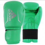 Luva de Boxe / Muay Thai Speed 50 Verde Limão - Adidas