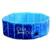 Piscina para Cães Chill Out-Splash and Fun Dog - Pequeno