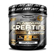Creatina Platinum 100% Creatine Micronized 100g - Muscletech