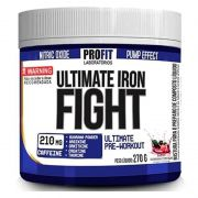 Pré Treino Ultimate Iron Fight Profit 270g
