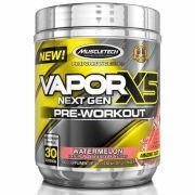Pré-Treino Vapor X5 30 Doses Sabor Melancia 301g Muscletech