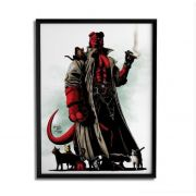 Quadro Decorativo Hellboy By Baal's