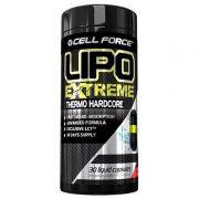 Termogênico Lipo Extreme 30 Cápsulas Thermo Hardcore Cell Force