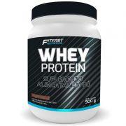 Whey Protein 900g Qualidade Glanbia 100% Importado Fit Fast Nutrition