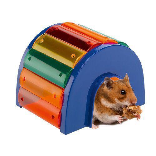 Acessório para Gaiolas - PA 4639 - Casinha de Hamster KUCI - Ferplast