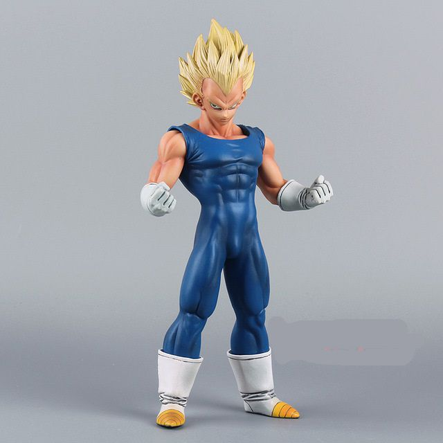 Action Figure Vegeta Super Sayajin Dragon Ball Z 26cm