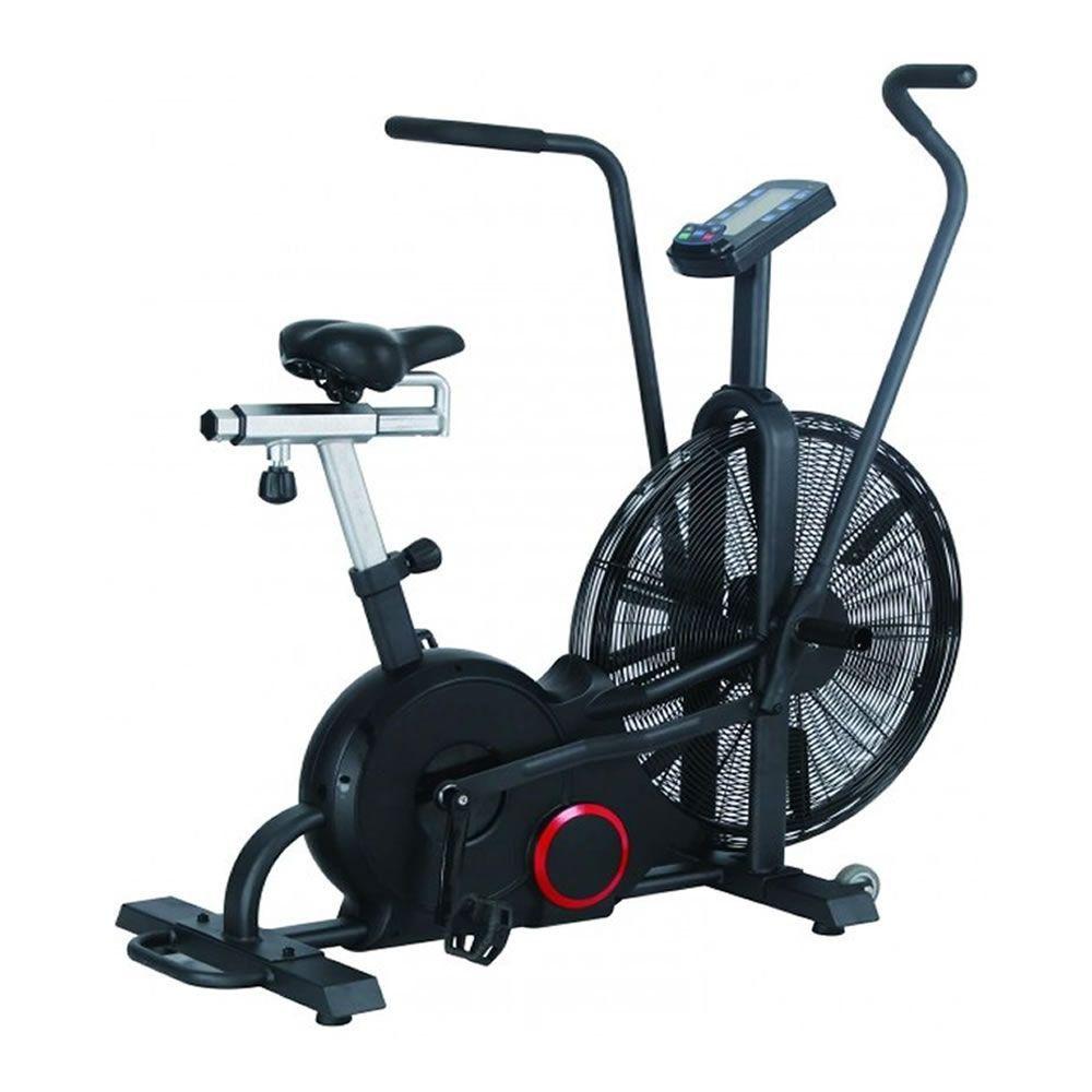 Air Bike Profissional Resistência a Ar TP920 Preta c/Prata Oneal