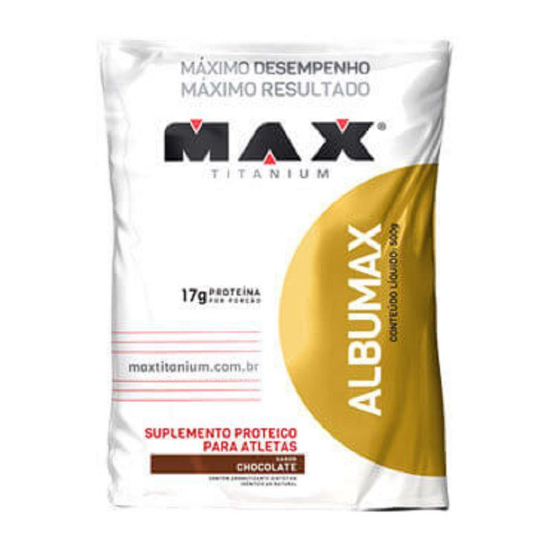 Albumax Refil 500g - Max Titanium