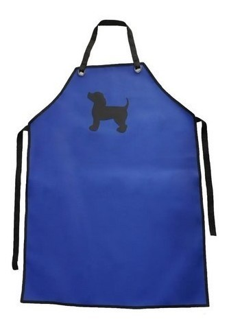 Avental de Courvin Impermeável - Estampa 1 - Funny Dogs