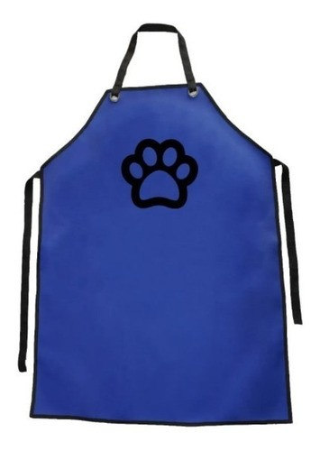 Avental de Courvin Impermeável - Estampa Patinha - Funny Dogs