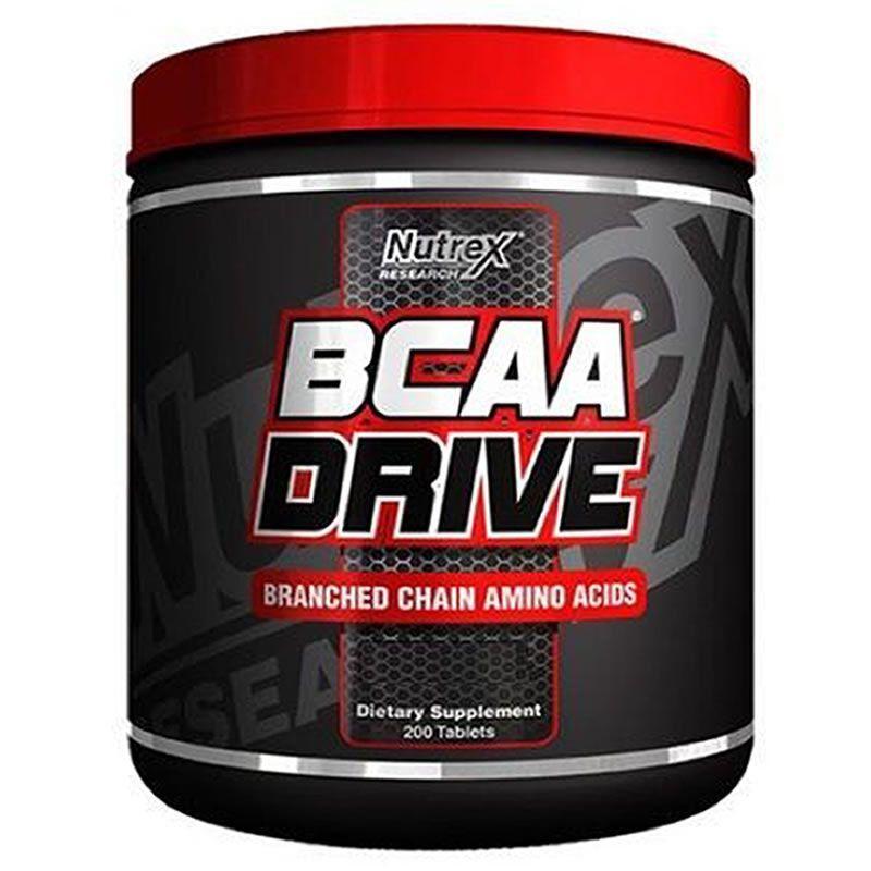 Bcaa Drive 2:1:1 200 Tabletes Nutrex