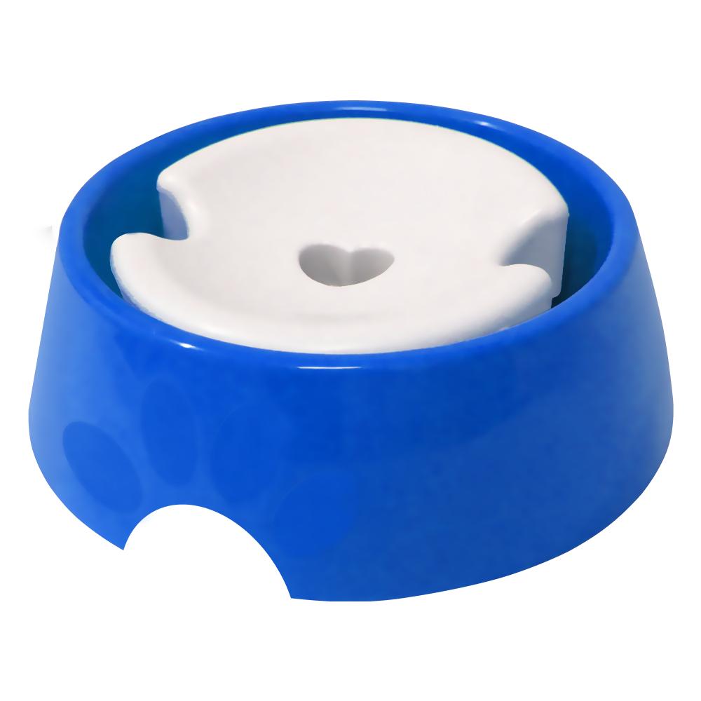 Bebedouro Plástico Pop para Cães e Gatos com Pelos Longos - 1L - Furacão Pet