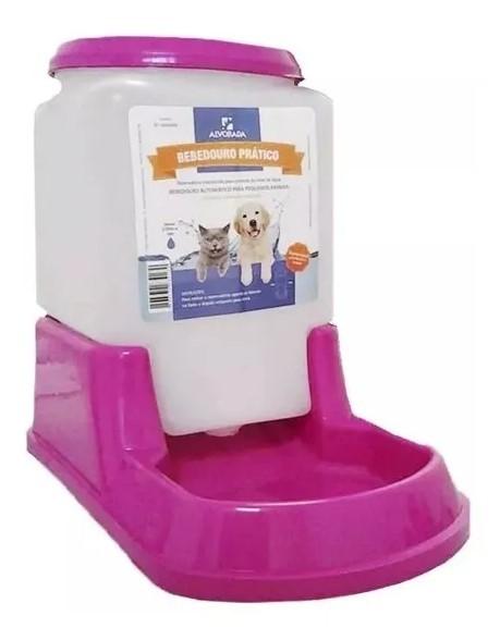 Bebedouro Prático Automático para Cães e Gatos - Alvorada