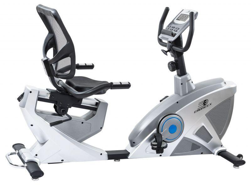 Bike 310 Horizontal Semi Profissional Magnetica 15 Niveis de Resistencia Embreex