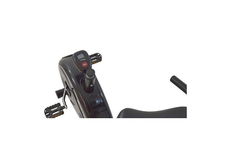Bike Ergométrica Horizontal Magnética BH- 3800 Polimet