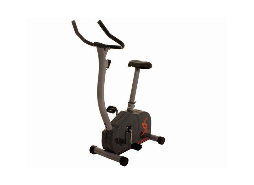 Bike Ergométrica Vertical Residencial Magnética BP-3300 Polimet