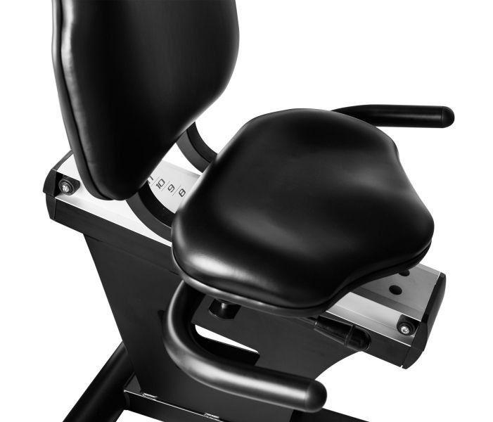 Bike Horizontal 367SX Profissional C/ 60 Programas de Treinamento - Embreex