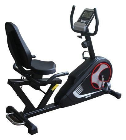 Bike Horizontal Oneal TP939 Magnética SemiProfissional Resi/Cond- Preto c/ Prata