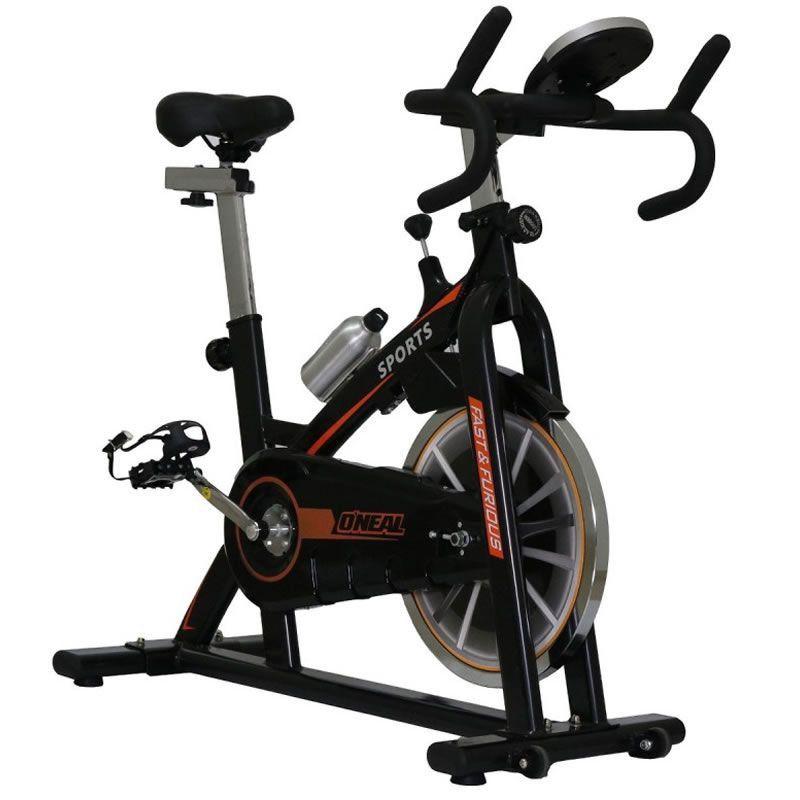 Bike Spinning Tp1100 Preta Semi Profissional O'Neal